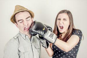 Laat je boosheid los